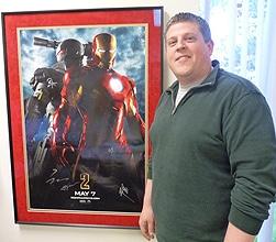 Tim Burns X-Treme Geek Director