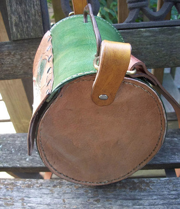 Geek Girl Yoda Handbag