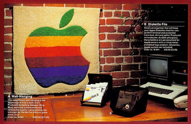 Retro Apple Store Products