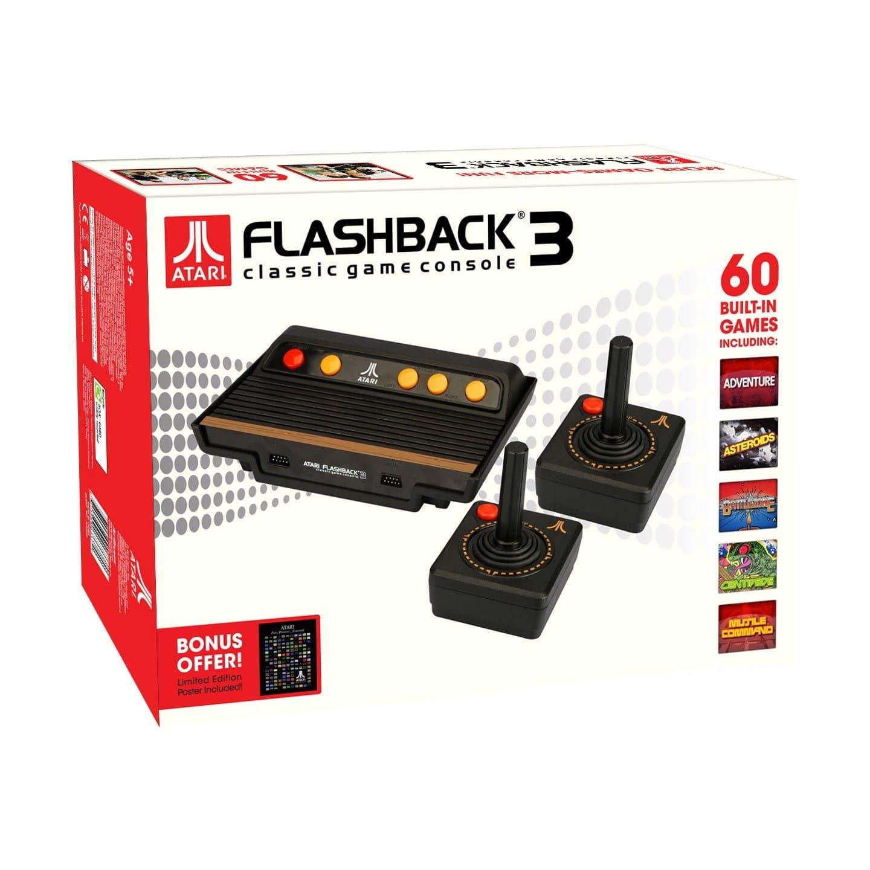 Atari Flashback 3 Gaming Console