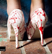 Bloody Pumps: The Best Halloween Party Shoes Ever