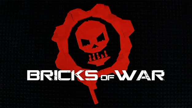 Bricks Of War: The Lego Gameplay Video