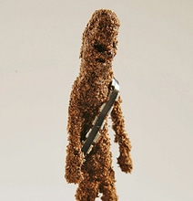 Chewbacco: The Chewbacca Molded From Chewing Tobacco