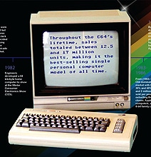 Commodore 64: A Retro History Timeline [Infographic]