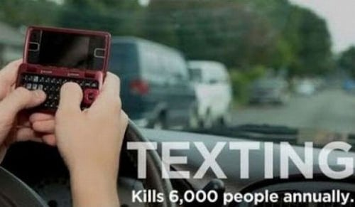 Texting Kills People Every Year