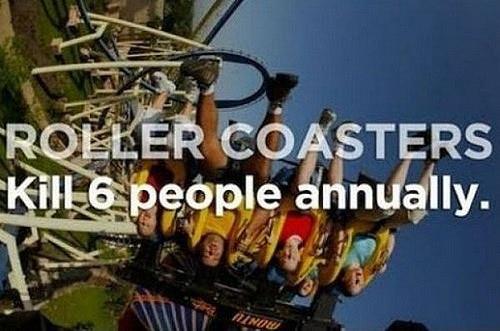 Roller Coasters Kill People
