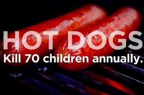 Hot Dogs Kill People