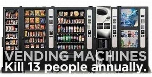 Vending Machines Kill People