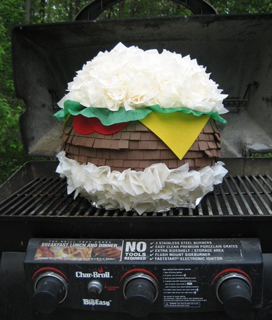 Hamburger and Cheeseburger Creations