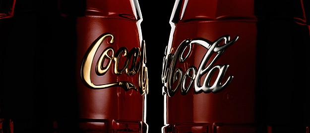 The Newest Dazzling Daft Punk Coca-Cola Bottle Design
