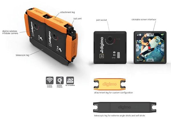 Digimo Camera System Concept Design