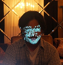 Interactive Digital Art All About Fun Facial Expressions