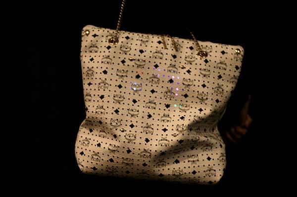 Handbags Turned Into Emergency Armor