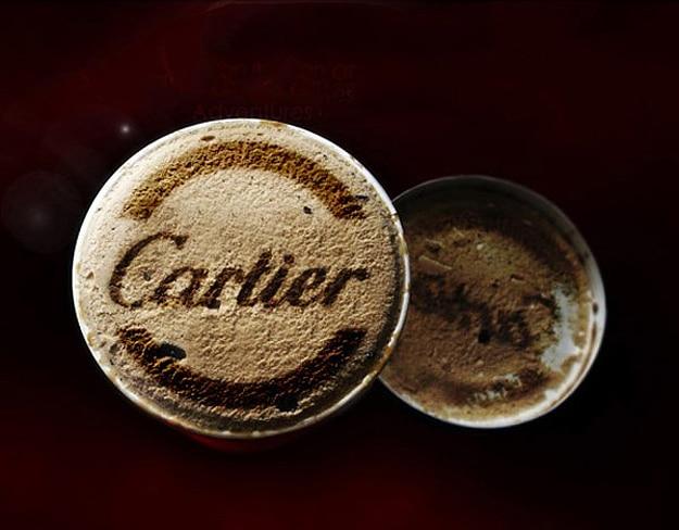 Cartier D&G Chanel Gucci Burberry