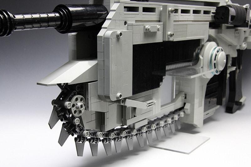 Gears Of Wars Lego Build