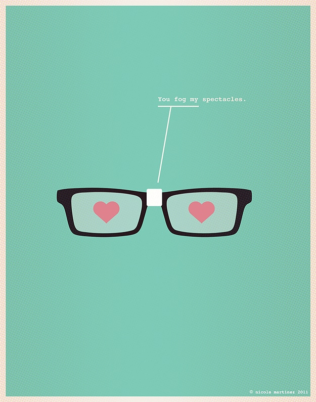 I Love You Geek Style