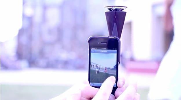 GoPano 360 Degree iPhone Camera