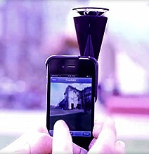 GoPano: A 360 Degree Camera For Your iPhone 4 [Wow Factor]