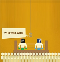 Google+ vs. Facebook: Who's Winning The Battle? [Video]
