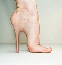 Human Body Stilettos: Every Woman's Dream?
