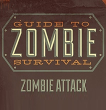 The Official Zombie Survival Guide [Infographic]