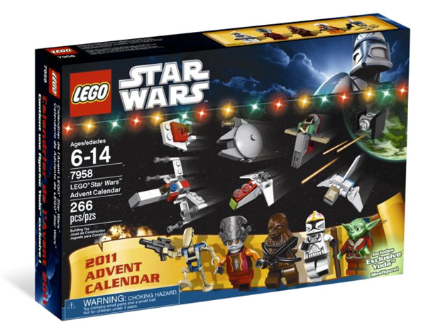Lego Star Wars Advent Calendar: The Ultimate Fan Must-Have