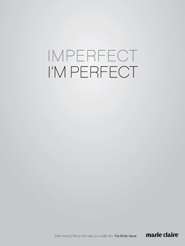 Love Your Imperfect Body