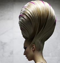8 Outrageous Hairstyles All For Charity
