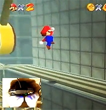 Gamer Beats Super Mario 64 With His Feet [Video]