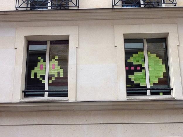 Sticky Note Window Wars