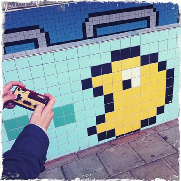 Retro 8-Bit Artwork In The Stockholm Subway System [18 Pics]