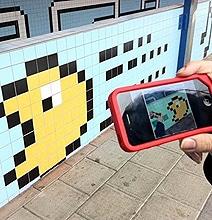 Retro 8-Bit Artwork In The Stockholm Subway System [18 Pics]