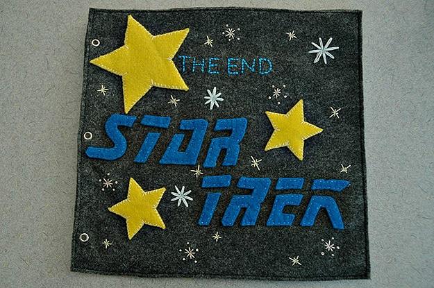 Teach Children About Star Trek
