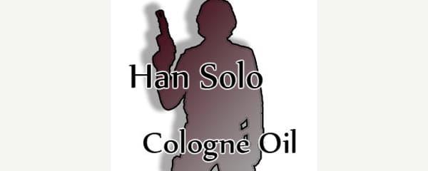 Etsy Han Solo Perfume