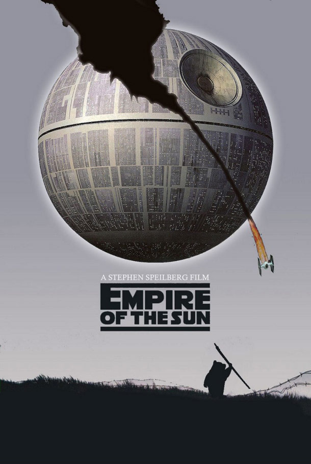 Star Wars Mashup Movie Posters