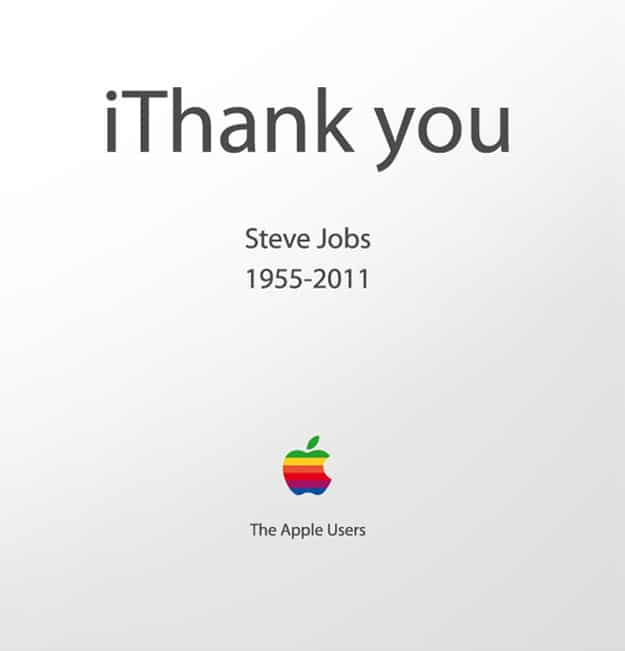 Death Apple Steve Jobs
