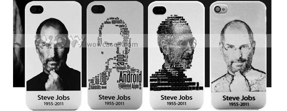 Steve Jobs Tribute iPhone Cases