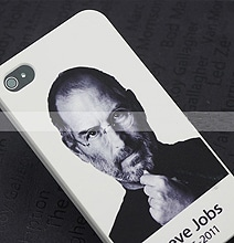 Steve Jobs Tribute iPhone 4S Cases Now Available
