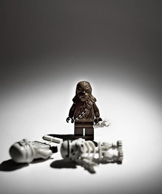 Star Wars Figurines Photos