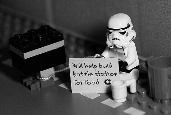 Star Wars Lego Figurines Photos
