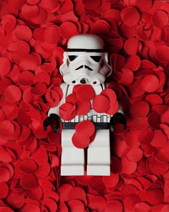 Star Wars Figurine Life Photos