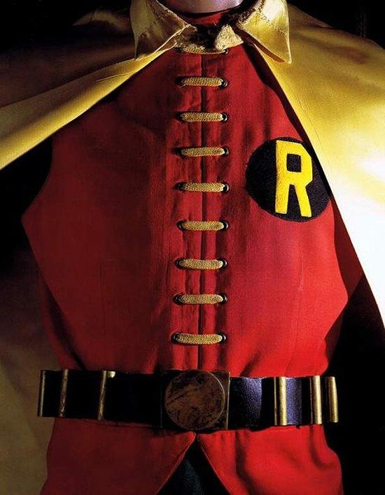Justice League Retro Costumes
