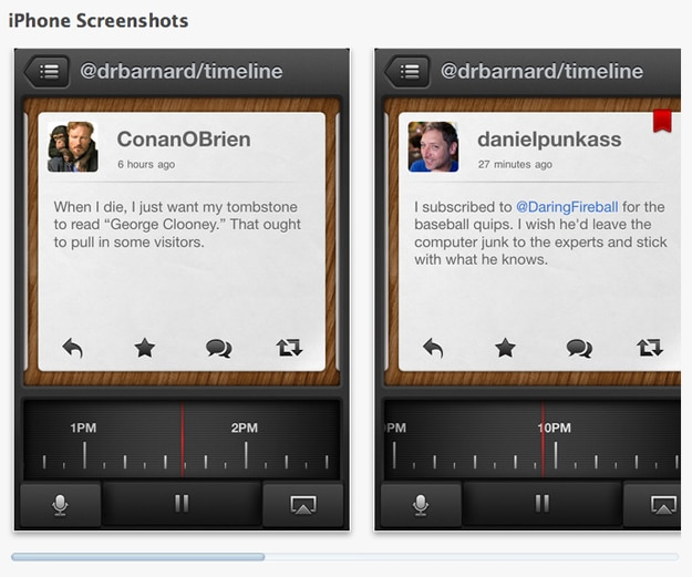 Create Live Podcast Of Tweets