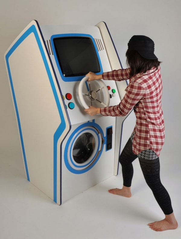 The Video Game That Does Your Laundry