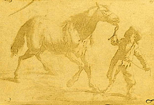 The Oldest Picture Ever Drawn