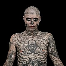 Zombie Boy Makes Full Body Tattoo Disappear In Commercial