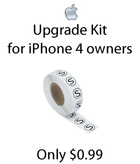 iPhone 4s Upgrade Kit Offer