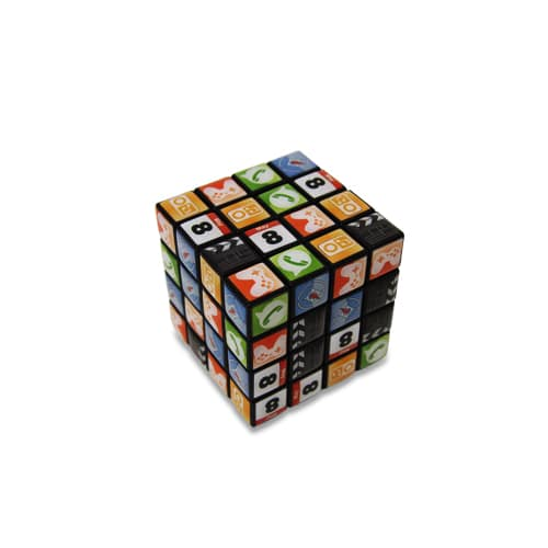 App Rubik's Cube: When Apps Are All You Think About