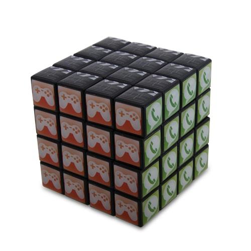 App Icon Rubiks Cube Concept
