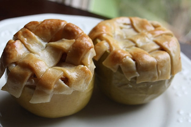 Apple Pie Food Design